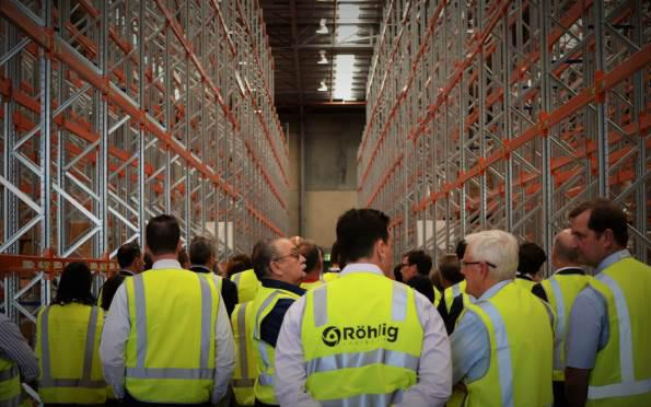 Rohlig warehouse in Sydney