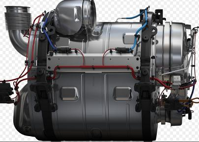 Diesel Vehicle Exhaust Gas Aftertreatment System Comrehensive