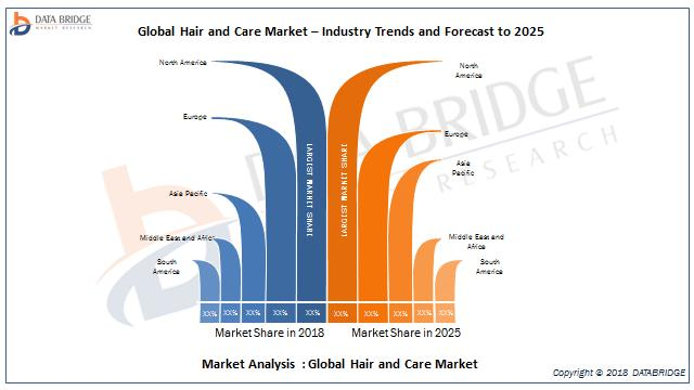 Global Hair and Care market