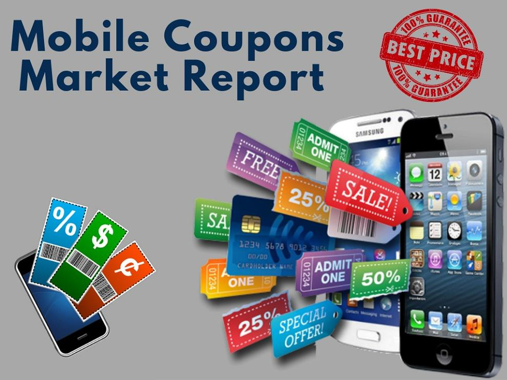 New Research Focusing on Mobile Coupons Market Growth and its