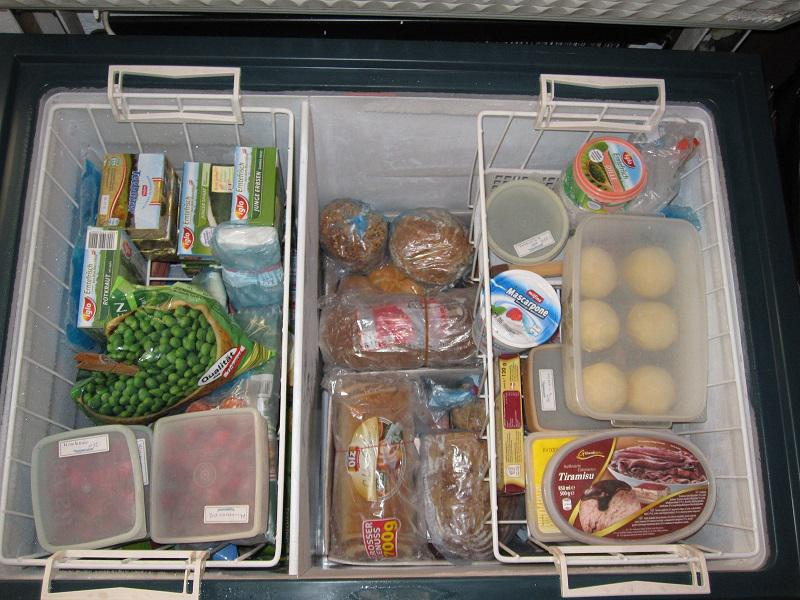 Freeze Foods Market