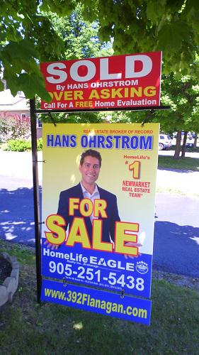HANS OHRSTROM - Homelife's #1 NEWMARKET REAL ESTATE TEAM IS HANS OHRSTROM!