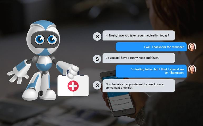 Global Healthcare Chatbots Market Growing Opportunity,
