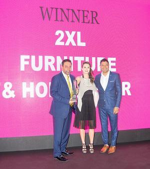 2XL Furniture & Home Décor Triumphs as the 'Best Home Store'