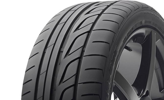 Automotive High Performance Tires