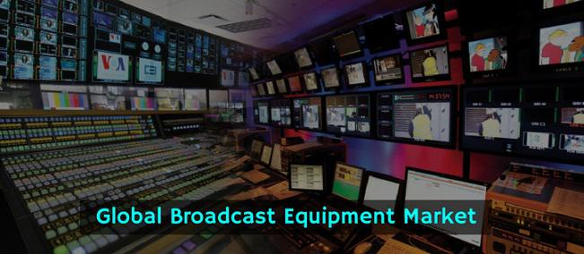 Broadcast Equipment Market Price, Demand and Key Players