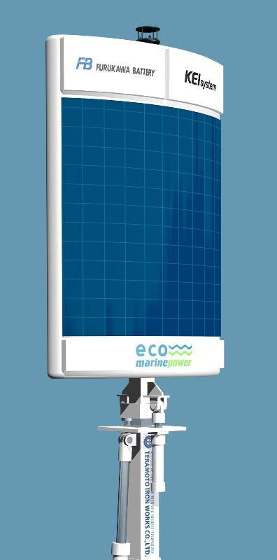 EnergySail by Eco Marine Power