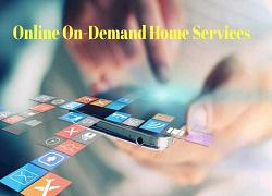 Online On-Demand Home Services Market
