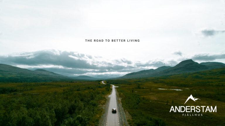 Anderstam Fjallhus The road to better living
