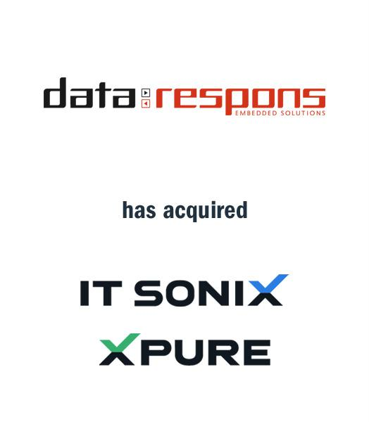 ARTHOS advises Data Respons ASA on its acquisition of IT Sonix