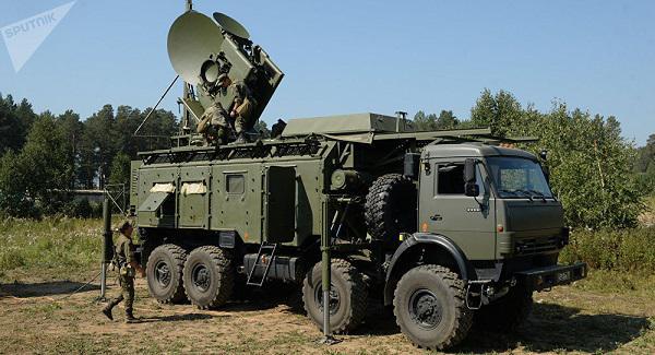 Military Jammer