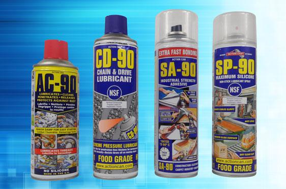 Action Can industrial products from Challenge Europe