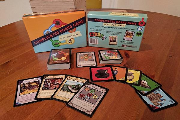 Card and Board Games Market Research 2018