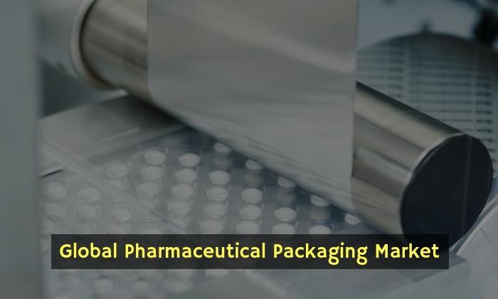 Pharmaceutical Packaging Market CAGR of +6.7% by 2024: Focused