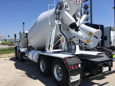 Concrete Mixers Truck