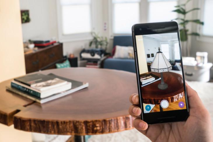 Augmented Reality (AR) in Furniture Market