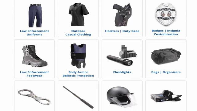 Police and Law Enforcement Equipment Market