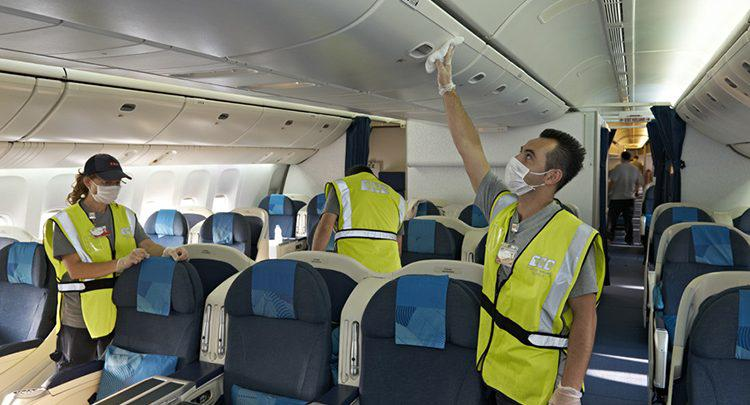 Aircraft Interior Cleaning and Detailing Services Market 2018