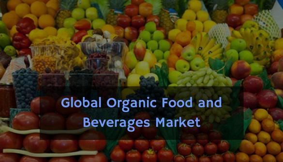 Organic Food and Beverages Market: Contain High Growth With CAGR