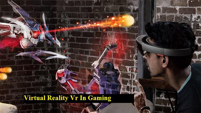 Virtual Reality Vr In Gaming Market