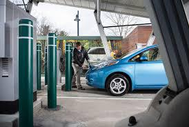 Electric Vehicle Charging Infrastructure Market Poised