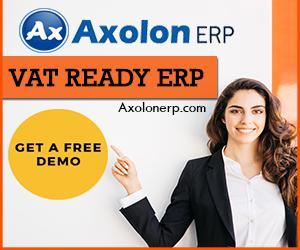 VAT Ready ERP Software