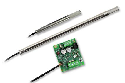 EE1950 dew point measurement module for high humidity applications