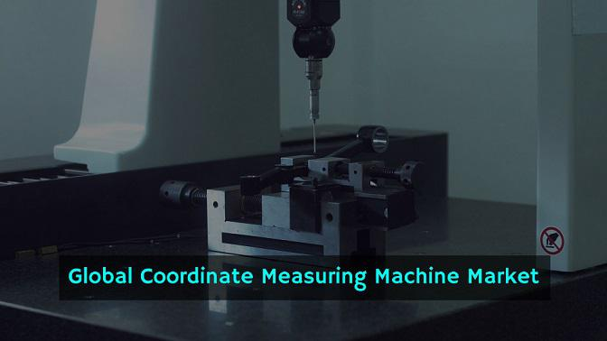 Coordinate Measuring Machine Market Share, Size, Trends