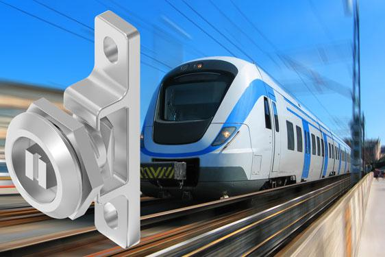 New Stainless Steel Railway Catch from EMKA