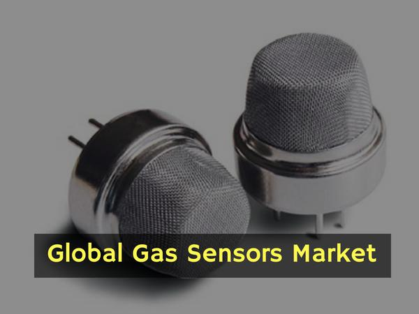Gas Sensors Market Overview by Key Finding, Size, Growth Factors
