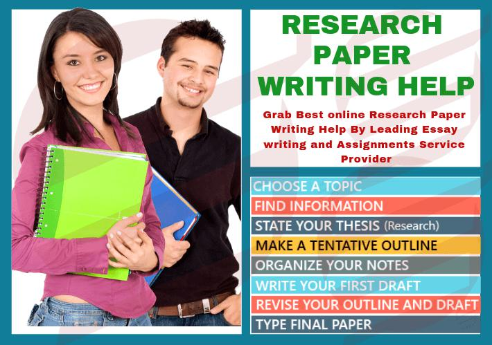Simplify your research paper writing task by following these easy steps