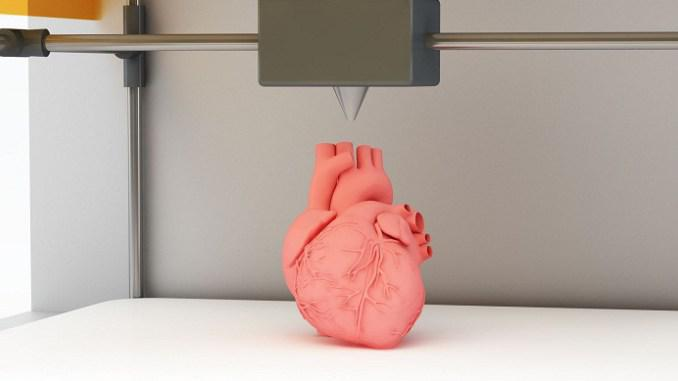3D Printing Healthcare Industry Takes Flight: Market