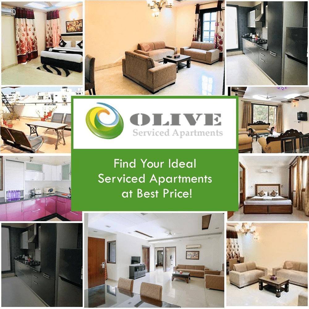 Olive Serviced Apartments Celebrating Over 500 Properties PAN