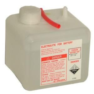 Global Battery Electrolyte Market