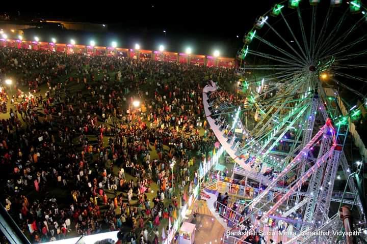 Apaji Mela marks Banasthali Founder Hirlalal Shastri Birthday Grand Celebrations