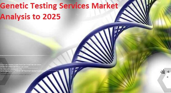 Genetic Testing Services Market Analysis to 2025