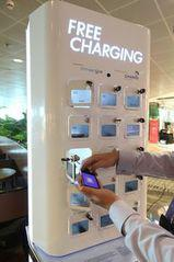 Airport Charging Stations