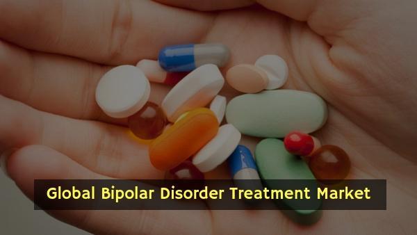 Bipolar Disorder Treatment Market Growth +8.1% by 2025 -