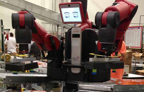 Global Warehouse Robotics Market
