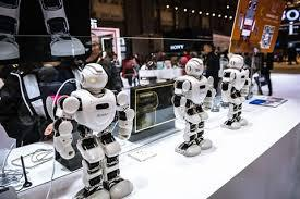 Consumer and Business Robots