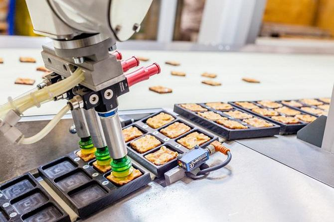 Food Robotics Market by Types of Robots, Payload and Application