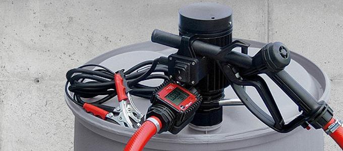 Electric Barrel Pumps Market