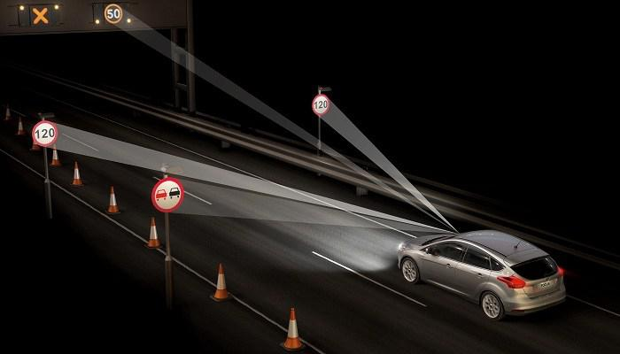 Automotive TSR (Traffic Sign Recognition) System