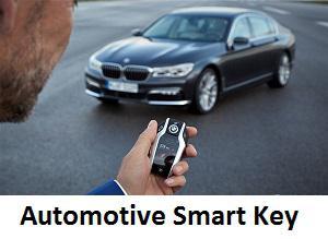 Automotive Smart Key Market