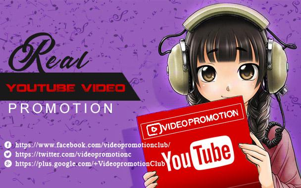 Promote Your Music Videos with the Help of Video Promotion Club