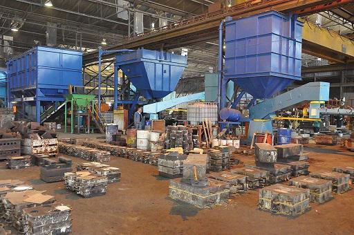 Foundry Machinery Market