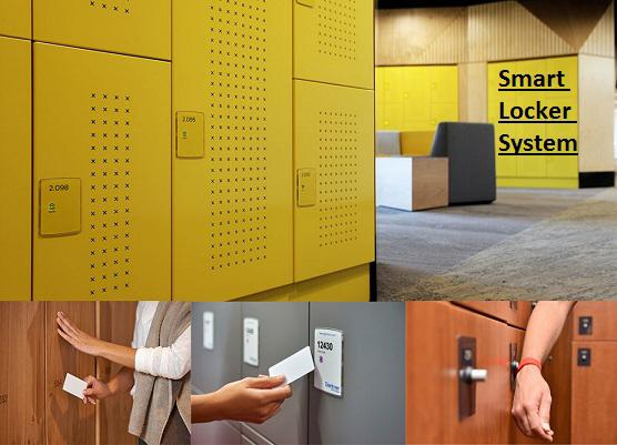Smart Locker System Industry ( Market ) Analysis & Forecast