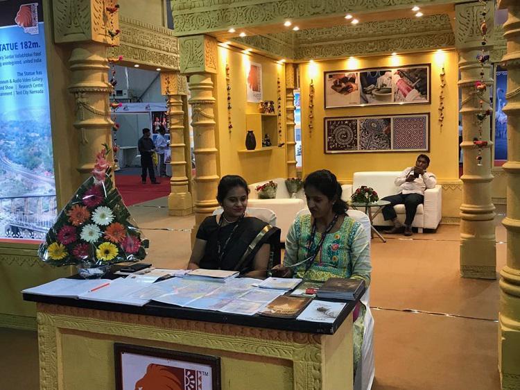 Tourism Stall at IITM Pune