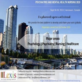 Psychiatric and Mental Health Nursing 2019