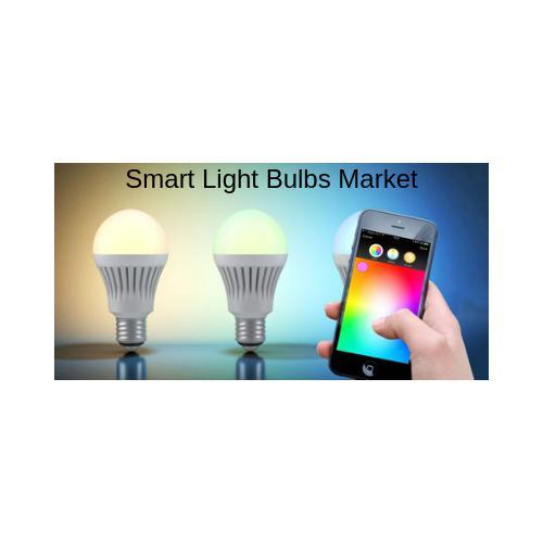 Smart Light Bulbs Market